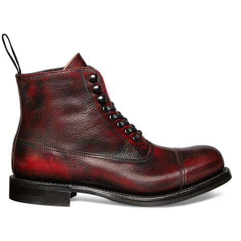 Boots R Style cheaney constance r aviator boot made in