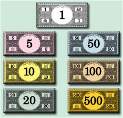 monopoly money colors new 100 dollar bill design