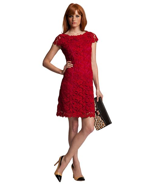Lolly Dress elie tahari cotton lolly dress in lyst