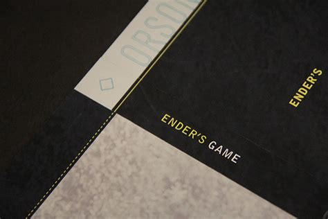 enders book report ender s book design on behance