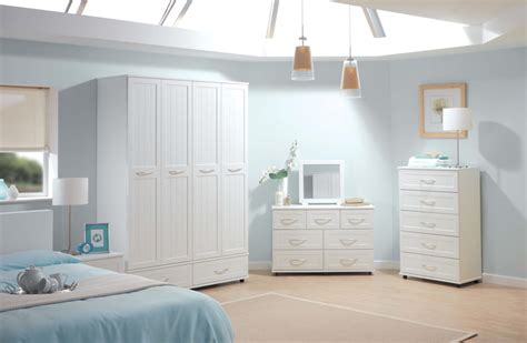 assembled white bedroom furniture the bedroom shop ltd