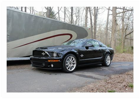 2008 Ford Mustang For Sale by 2008 Ford Mustang Shelby Gt500kr For Sale American
