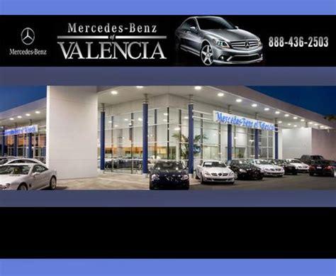 mercedes valencia mercedes of valencia valencia ca 91355 car