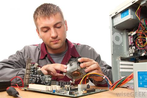 computer repair technician salary for this recent times