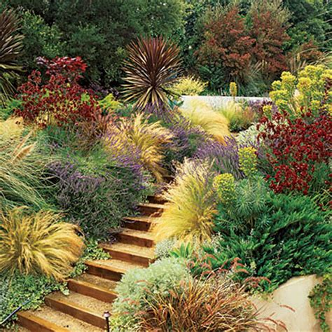 Sunset Garden by Garden Awards Vibrant Path Sunset Garden Awards Sunset