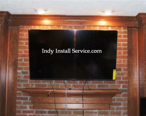 how to hide tv wires brick fireplace tv mounting installation highly for quality service