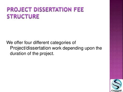 project dissertation 3 6 month project dissertation in biotechnology