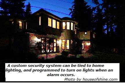 security alarm custom security alarm systems