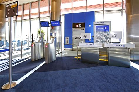 boarding boston kaba self boarding gates help improve travel experience for united customers at boston