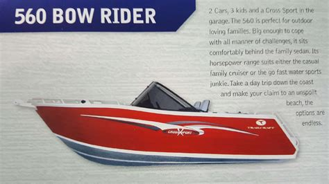 bowrider boats for sale western australia new trailcraft 560 bowrider power boats boats online