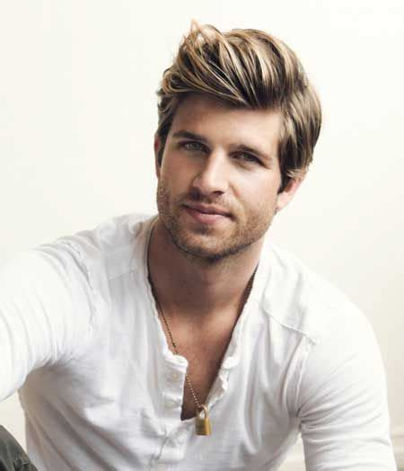 Mens Hairstyles Dark Blonde | 17 best images about men s hair on pinterest long