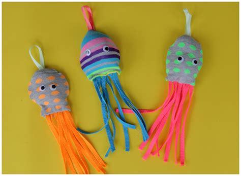 sock crafts craft sock octopus socktopus 183 kix cereal