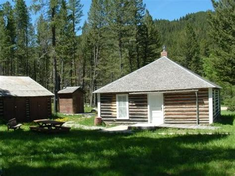 Moose Creek Cabins by Rent Helena Forest Service Cabins Or Lookouts