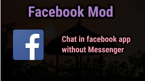 mod game facebook facebook ios mod ipa download videos chat without