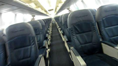 delta 737 800 cabin walk through
