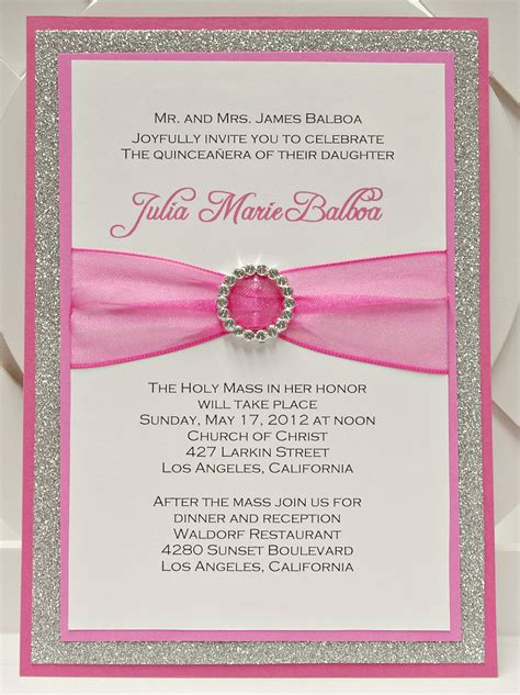 invitations for a quinceanera templates gold stars quinceanera invitations