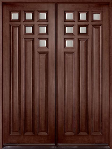 Mahogany Solid Wood Entry Doors Doors For Builders Inc Wooden Doors Exterior
