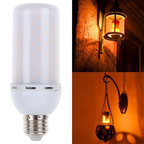 philips led l e14 flame e27 led flicker flame fire effect light bulb warm white