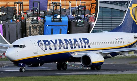 ryanair cabin baggage ryanair luggage cabin baggage allowance for all