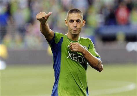 Dempsey Debuts His by Seattle Sounders Defeat Portland Timbers 1 0 In Clint