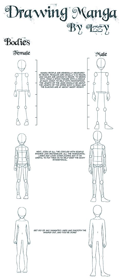 Drawing Bodies by Tutorials Bodies By Scythe Sugar Static On Deviantart