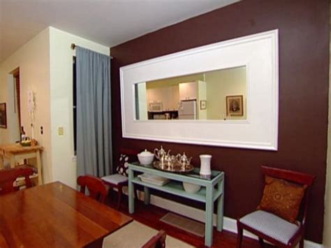 how to decorate a bathroom mirror mirrors decorative floor wall full length hgtv