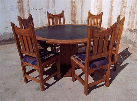 Southwest Dining Room Furniture Southwest Dining Chairs Reclaimed Wood Armchair Standard Finish American Southwest Dining