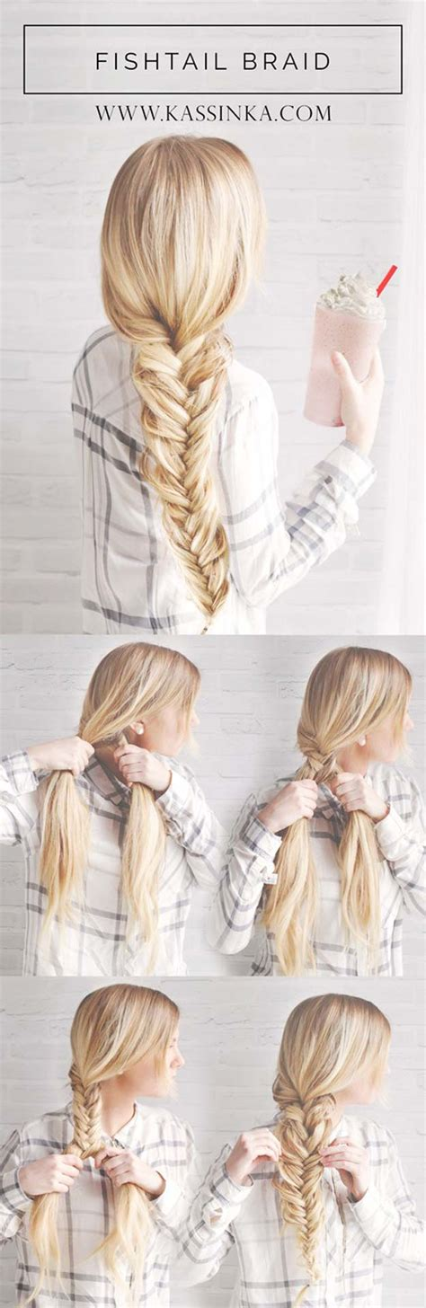 diy hairstyles tutorials 40 of the best cute hair braiding tutorials diy projects