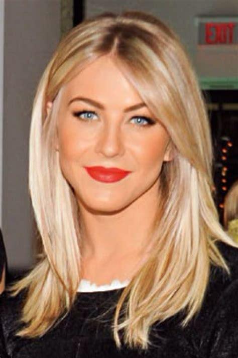 medium length brown hair with bangs and blonde highlights best 25 blonde straight hair ideas on pinterest blond