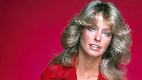 farrah fawcetts face shape farrah fawcett s friends carry on her cancer fight eight