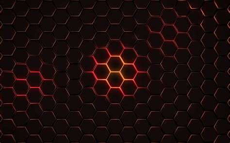 hexagon background pattern free hexagon pattern background wallpaper 4k hd free download