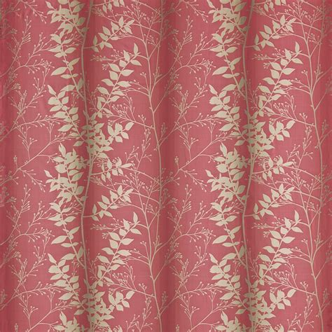harlequin curtains curtains in persephone fabric flame pebble 130252