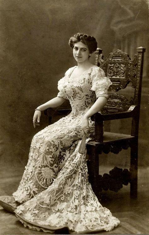 Mata Eu mata hari 1907 european history lace and lace