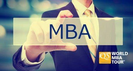 How Does An Mba Help by How Does The Qs World Mba Tour Help With Your Mba Search
