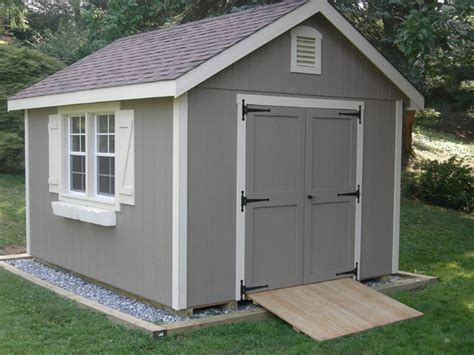 Garden Shed Panels by Amish Built Garages Garden Sheds Gazebos Playsets