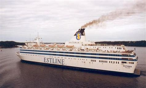 schip estonia ms estonia wreck