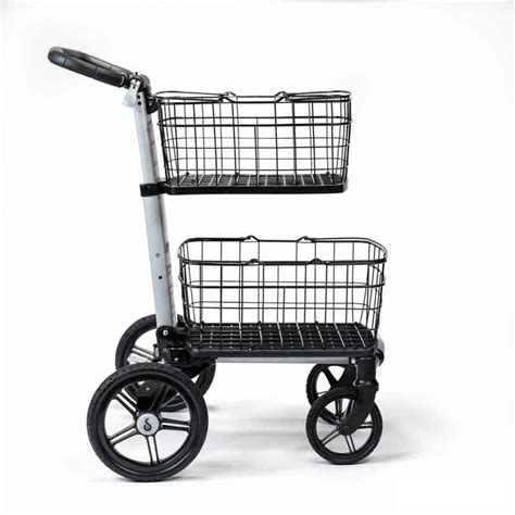 best shopping carts scout cart personal folding shopping grocery cart