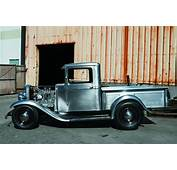 United Pacific Unveils Steel Body For 1932 34 Ford Trucks
