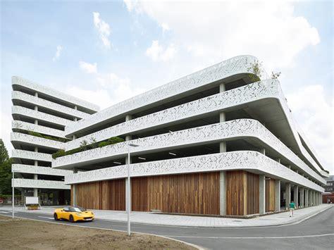 gallery of herma parking building joho architecture 22 opvallend parkeergebouw voor az sint lucas gentcement