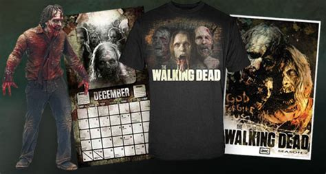 blogs the walking dead the walking dead holiday gift