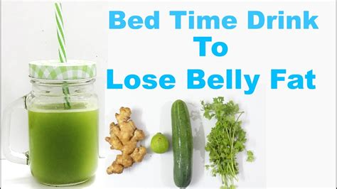 fat burning drinks before bed bed time drink to lose belly fat overnight very