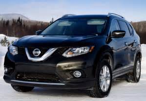 Nissan Canafa Nissan Rogue Takes To Track In Canada