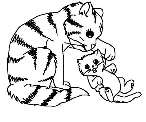 printable coloring pages of cats and dogs cute dog and cats coloring pages