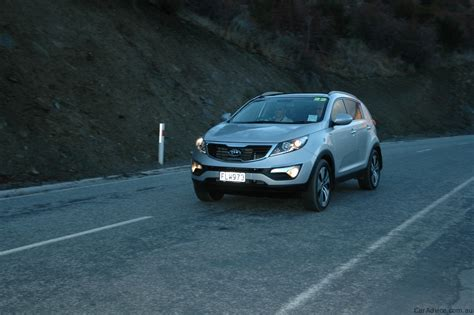 Kia Sportage 2011 Reviews 2011 Kia Sportage Review Caradvice
