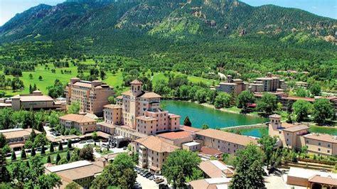 Mba Colorado Springs by Broadmoor Colorado Springs Search Garden