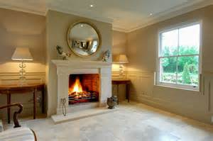 Tudor Home Designs Bath Stone Georgian Fireplace