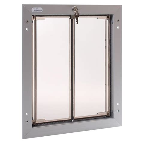 Large Pet Door large plexidor performance pet door door unit