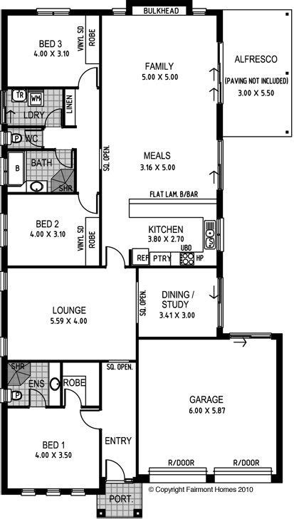 fairmont floor plan fairmont home floor plans house design plans
