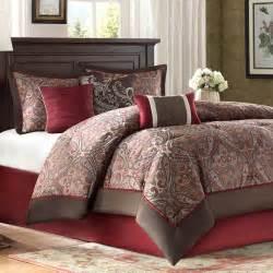 madison park talbot 7 piece reversible comforter set