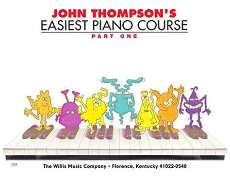 thompson john easiest piano 1617741795 ebook the joy of jazz di various denes agay